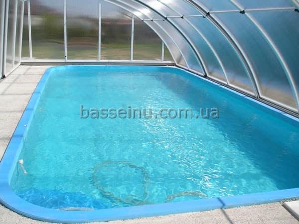 Полипропиленовый бассейн купить Киев, Украина от производителя.