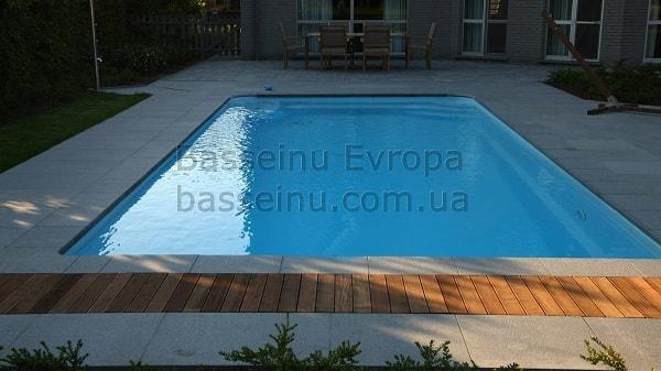Купить бассейн композитный город Винница.