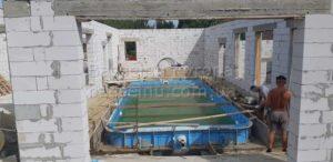Строительство, установка, монтаж бассейнаполипропиленового фотография № 13.