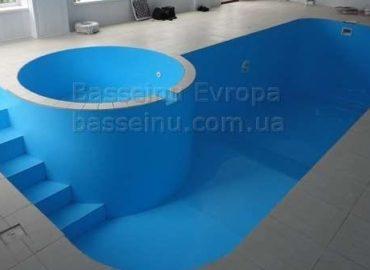 Полипропиленовый бассейн 1