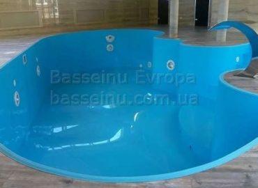 Полипропиленовый бассейн 2