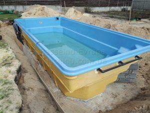 Керамо-композитный бассейн 15