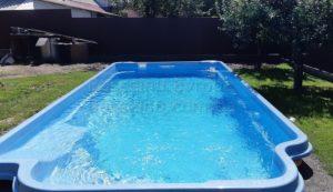 Керамо-композитный бассейн 13