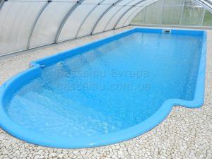 Керамо-композитный бассейн 9