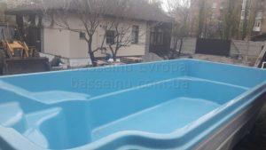 Керамо-композитный бассейн 11