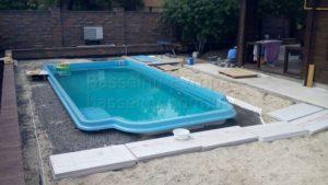 Керамо-композитный бассейн 12
