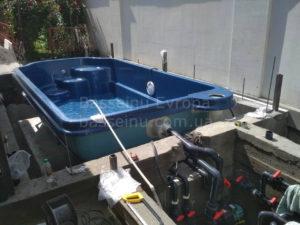 Керамо-композитный бассейн 5