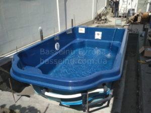 Керамо-композитный бассейн 4