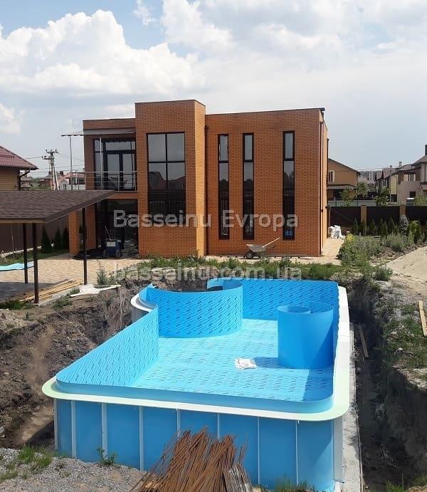 Строительство бассейнов под ключ Чернигов - сотрудничество.