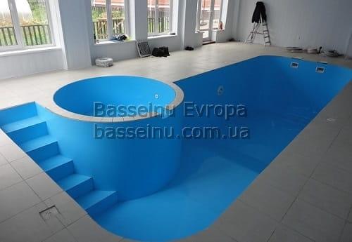 Строительство бассейна под ключ цена Хмельницкий - фото 2