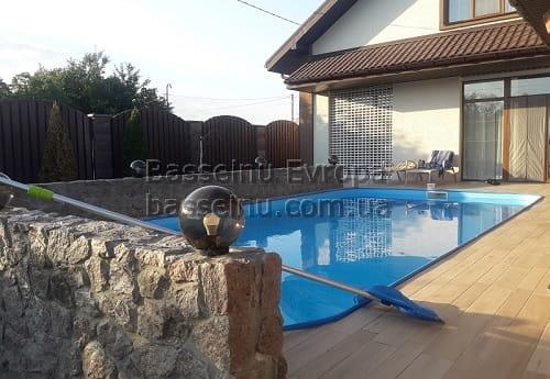 Строительство бассейна под ключ цена Хмельницкий - фото 3