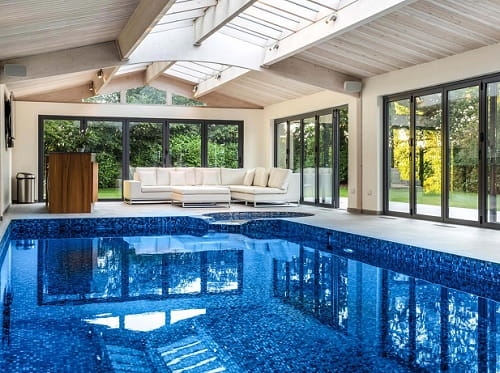 Строительство бассейна под ключ цена Херсон - фото 1