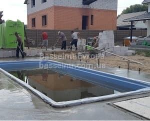 Строительство бассейнов Запорожье 3