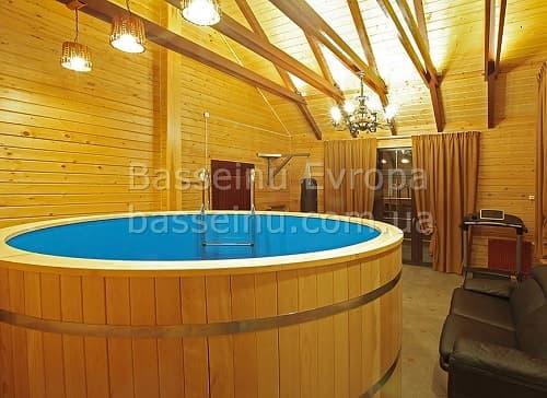 Купели для бани, сауны Киев, Украина 1