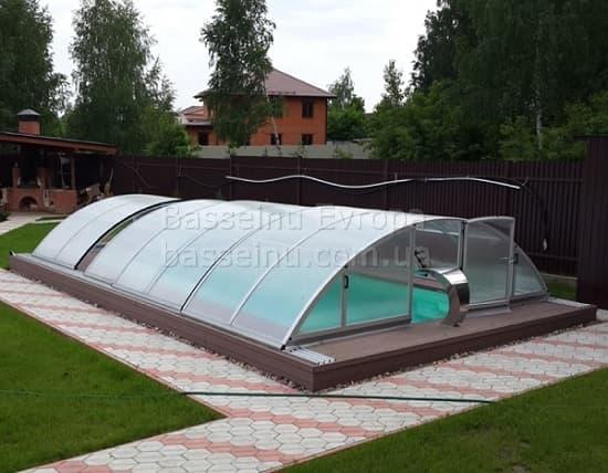 Купить павильон для бассейна цена Киев, Украина 22