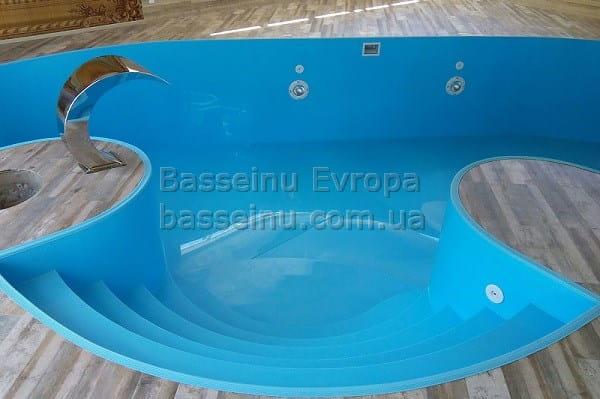 Строительство бассейнов Винница 1