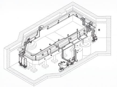 Проектирование бассейнов - Киев, Украина 2