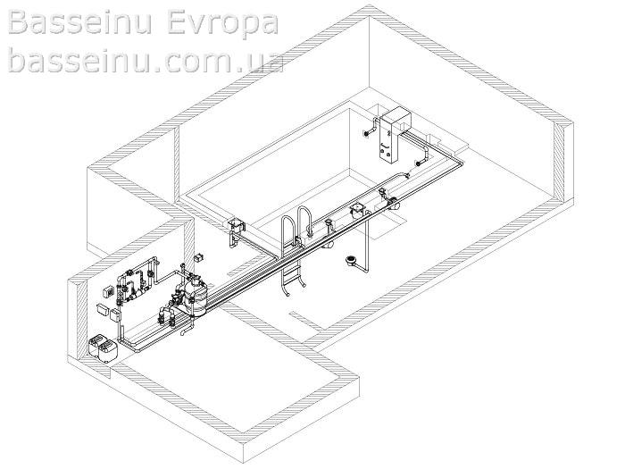 Проектирование бассейнов - Киев, Украина 5