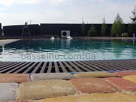Строительство бассейнов Чернигов начало 7