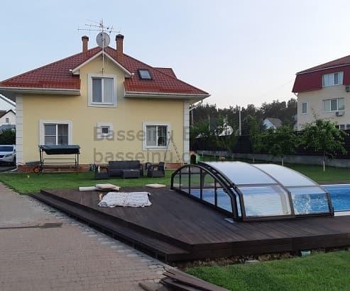 Строительство бассейнов Одесса фото преимущества 1
