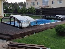 Строительство бассейнов Одесса начало 4