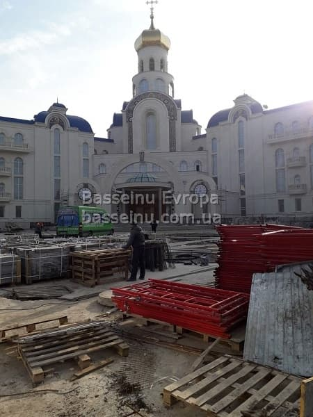 Строительство бассейнов Одесса - цена. фото 14