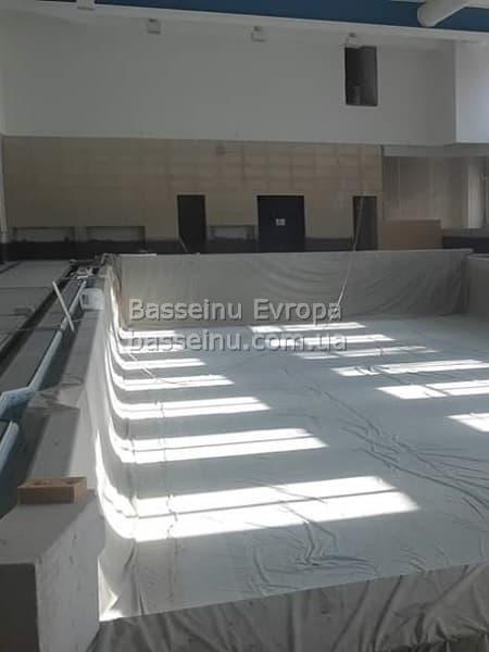 Строительство бассейнов Одесса - цена. фото 15.