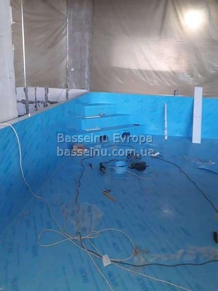 Строительство бассейнов Одесса - цена. фото 18.