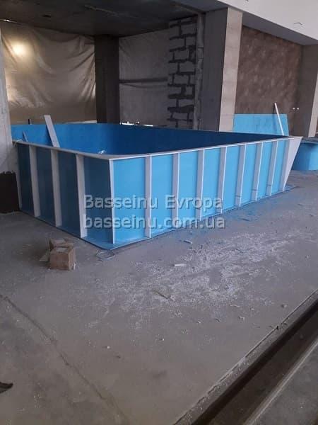 Строительство бассейнов Одесса - цена. фото 19