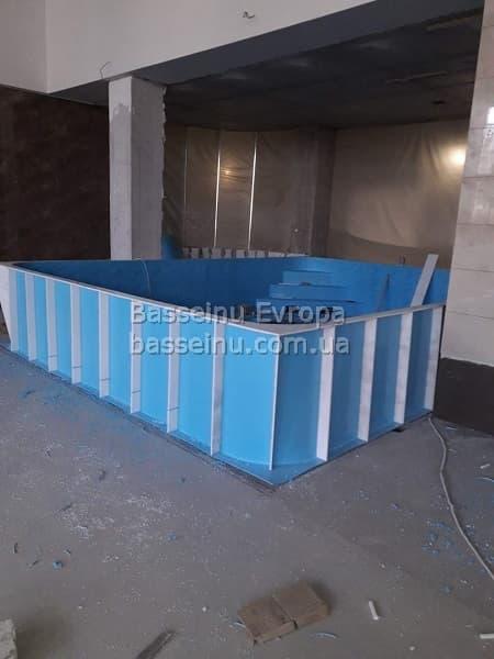 Строительство бассейнов Одесса - цена. фото 20.