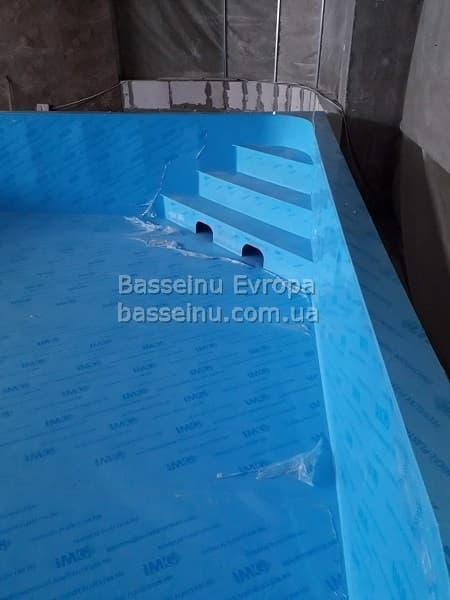 Строительство бассейнов Одесса - цена. фото 21.