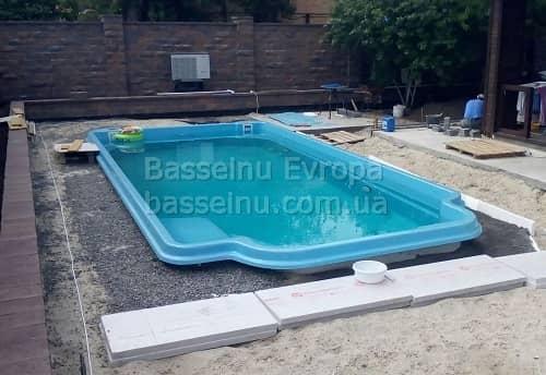 Будівництво басейнів Вінниця 1