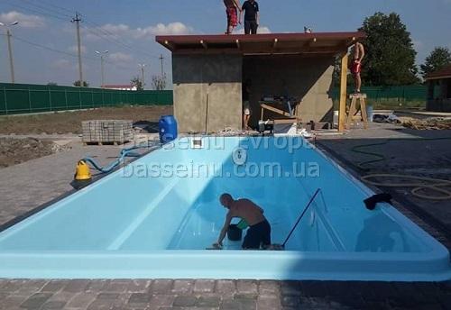 Будівництво басейнів Вінниця 2