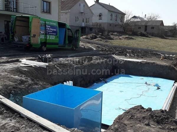 Будівництво басейнів Вінниця ціна - 1