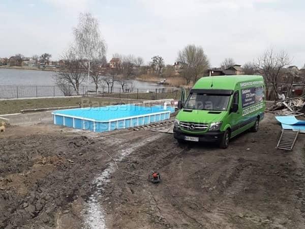 Будівництво басейнів Вінниця ціна - 2