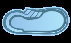 Стекловолоконный бассейн БСВЦ 5
