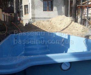 Будівництво басейну під ключ Київ 9