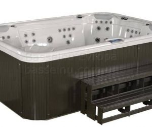 Будівництво басейнів - спа ванна - фото 7