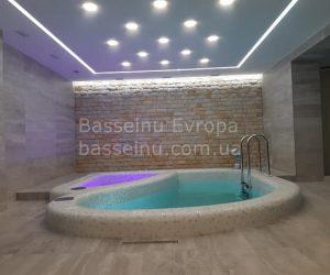 Купель для бани: из полипропилена, бетона в Украине 20