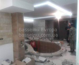 Купель для бани: из полипропилена, бетона в Украине 29