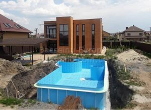 Купити басейн пластиковий будь-якої форми приклад 1 - 1