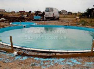 Купити басейн пластиковий будь-якої форми приклад 3 - 3