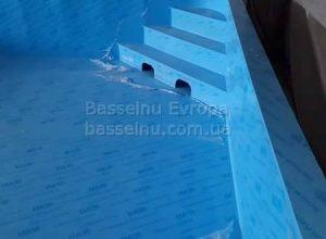 Купити басейн пластиковий будь-якої форми приклад 4 - 7
