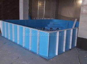 Купити басейн пластиковий будь-якої форми приклад 4 - 9