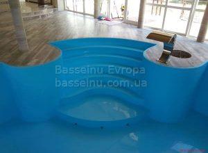 Купити басейн пластиковий будь-якої форми приклад 5 - 1