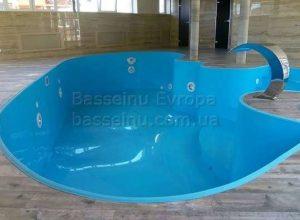 Купити басейн пластиковий будь-якої форми приклад 5 - 2