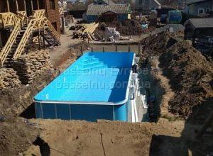 Купити басейн пластиковий будь-якої форми приклад 6 - 3
