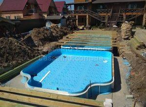 Купити басейн пластиковий будь-якої форми приклад 6 - 5