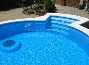 Купити басейн пластиковий будь-якої форми приклад 7 - 3