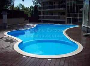Купити басейн пластиковий будь-якої форми приклад 7 - 4
